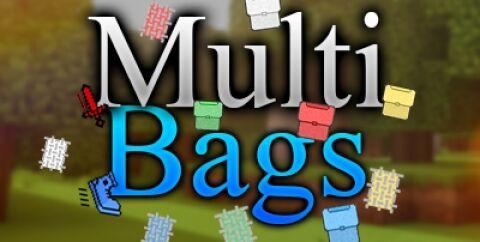 MultiBags [1.16.5] [1.12.2] — красивые рюкзаки