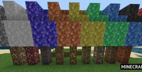 Ore Trees [1.16] (рудные деревья)