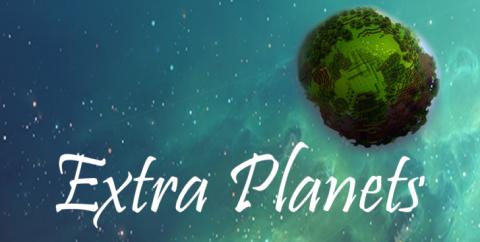 ExtraPlanets — ракеты и планеты для Galacticraft [1.12.2] [1.11.2] [1.10.2] [1.7.10]