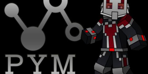 PymTech [1.16.3] [1.15.2] [1.14.4] [1.12.2] (человек-муравей)