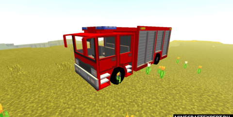 Simple Vehicles [1.16] (мод на машины, самолеты, мотоциклы и танк)