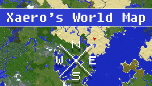 Xaero's World Map [1.12.2] [1.11.2] [1.10.2] [1.9.4]