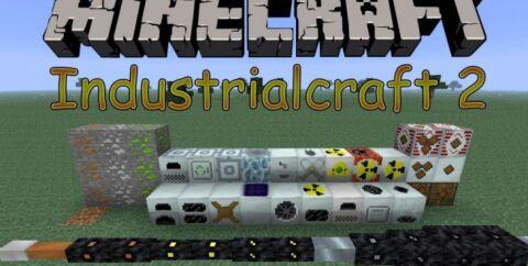 Industrial Craft 2 [1.12.2] [1.7.10]