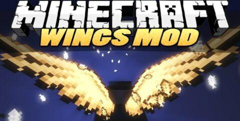 Wings [1.16.5] [1.12.2] (9 пар крутых крыльев)