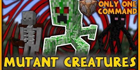 Mutant Creatures [1.10.2] [1.9.4]