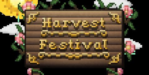 Harvest Festival [1.12.2] [1.10.2] (симулятор фермера)