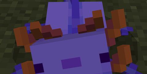 Better Axolotls [1.17] — реалистичные аксолотли