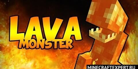 Lava Monsters [1.17.1] [1.16.5] [1.15.2] [1.7.10] (лавовый монстр)