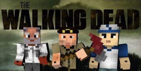 Walking Dead Mod [1.7.2] [1.6.4]