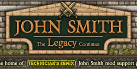 John Smith Legacy [1.16.5] [1.15.2] [1.12.2] [1.7.10] (64x)