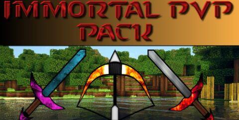 Immortal PvP Pack [1.14.4] [1.13.2] [1.12.2] [1.8.9] (16x)