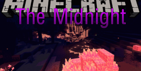 The Midnight [1.15.2] [1.14.4] [1.12.2] (полуночное измерение)