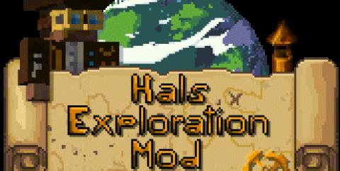 Hals Exploration [1.16.5] — красивый мир
