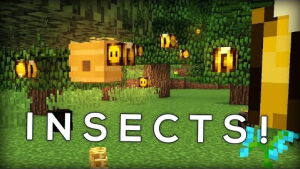Bees and Insects [1.11.0] [1.10.2] [1.9.4]