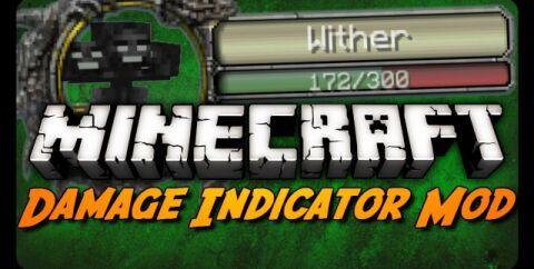 Damage Indicators [1.12.2] [1.7.10] [1.6.4]