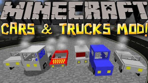 Cars and Drives [1.8] [1.7.10]