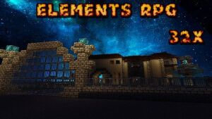 Elements RPG – Animations Resource Pack 1.7.10/1.7.2 [32x]