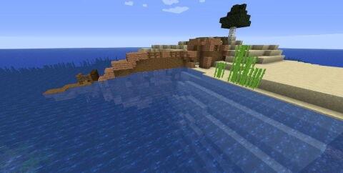 Сид — 2 острова, подводная крепость и кораблекрушение [1.15.2]