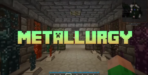 Metallurgy 4 Reforged [1.12.2] [1.7.10] (металлургия мод)