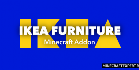 IKEA Furniture [1.16] (мебель из Икеи)