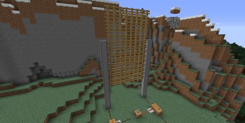 Blockshifter [1.16.3] (рельсы передвигают блоки)