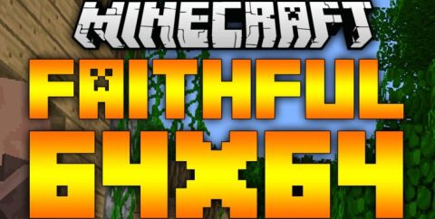 Faithful 64×64 [1.16.3] [1.15.2] [1.12.2] [1.7.10]