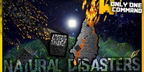 Natural Disasters (стихийные бедствия) [1.11.2]