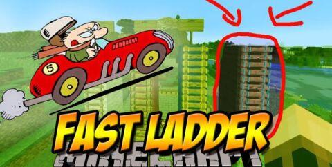 FastLadder [1.12.2] [1.10.2] [1.9.4] [1.8.9]