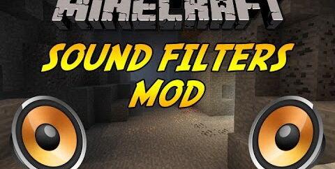 Sound Filters [1.16.2] [1.15.2] [1.12.2] (реалистичный звук)