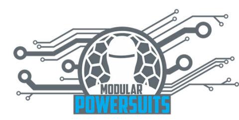 Modular Powersuits [1.16.5] [1.12.2] [1.10.2] [1.7.10] (модульная силовая броня)