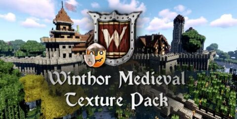 Winthor Medieval [1.16] [1.15.2] [1.14.4] [1.12.2] (64x)