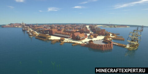 Порт-Ройял: Пиратский рай [1.16.5]