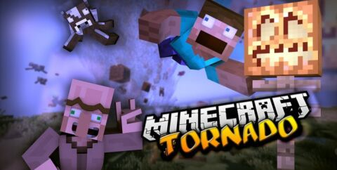 Localized Weather & Stormfronts — торнадо [1.12.2] [1.11.2] [1.10.2] [1.7.10]