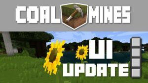 Coal Mines Resource Pack 1.8.3/1.8/1.7.10/1.6.4 [16x]