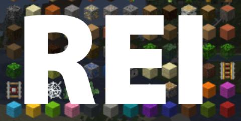 Roughly Enough Items (REI) [1.16.4] [1.15.2] (рецепты предметов и читы)