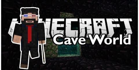 Caveworld Mod [1.7.2] [1.6.4]