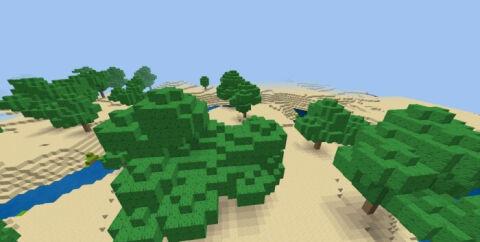 Arabic Desert Add-on [1.16] — Арабская пустыня с нефтью