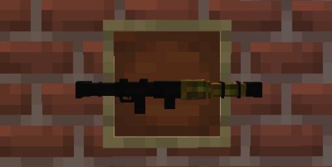 Simple Guns: Reworked [1.16.5] [1.15.2] — Ak-47, дробовик и снайперка