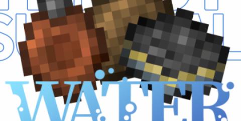Water Source [1.16.5] [1.15.2] — жажда и вода