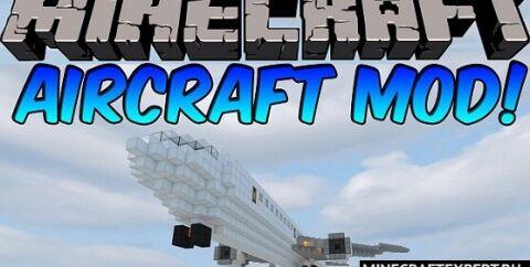 Aircraft [1.7.10] — построй самолет
