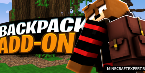 Backpacks Add-on [1.16] (рюкзаки)
