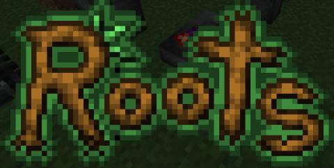 Roots [1.12.2] [1.11.2] [1.10.2] (магия друидов)