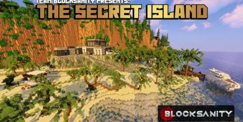 Секретный остров [1.13.2]