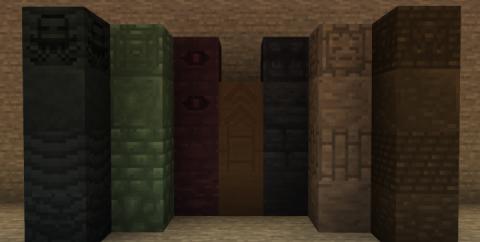 Approximately Way Too Many Stones [1.15.2] (87 видов блоков камня)
