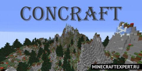Concraft [1.16.3] [1.15.2] (1x)