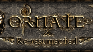 Ornate 5 Re-resurrected [1.11.2] [1.10.2] [1.7.10] (64x)