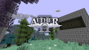 The Aether II — рай [1.12.2] [1.11.2] [1.10.2] [1.7.10]