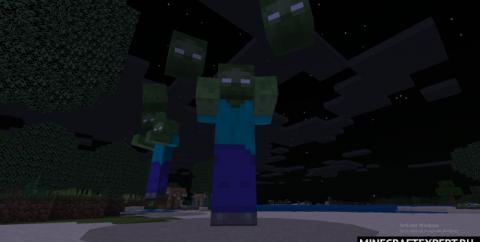 Zombies [1.16] — зомби