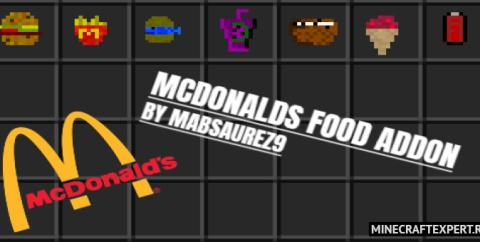 McDonalds Food [1.16] (Еда из Макдональдса)