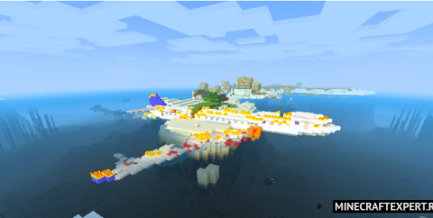 Авиакатастрофа на острове [1.16]